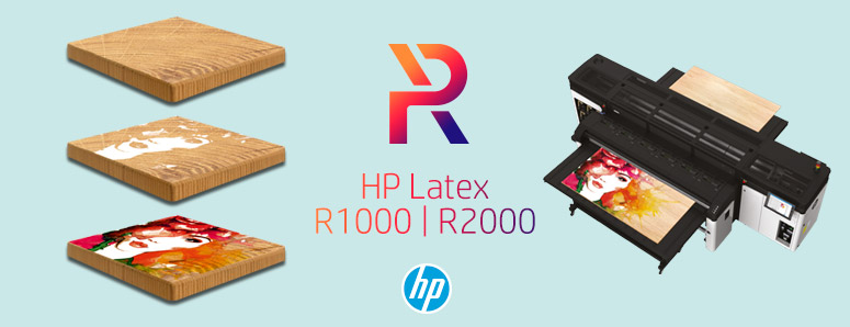 HP Latex Série R