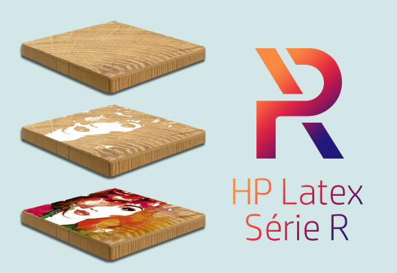 HP Latex R1000 et HP Latex R2000
