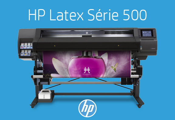HP Latex Série 500