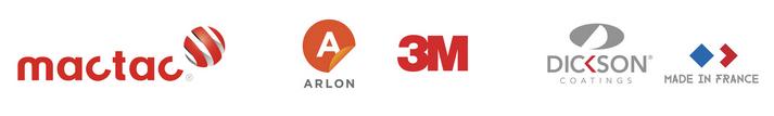 logos gamme medias
