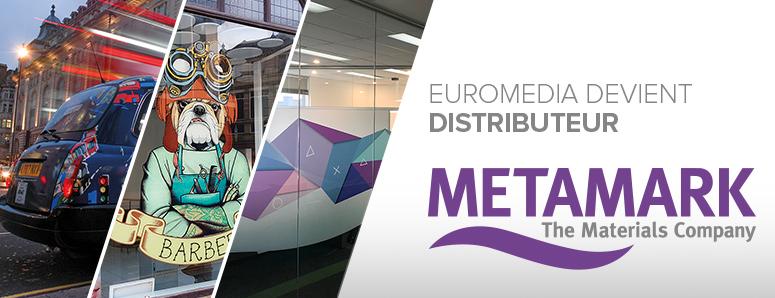 Euromedia distributeur Metamark