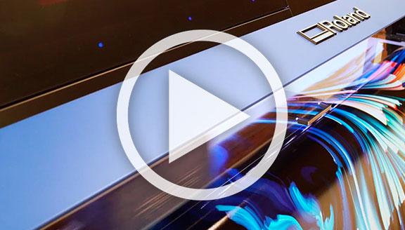 Vidéo Roland série TrueVIS