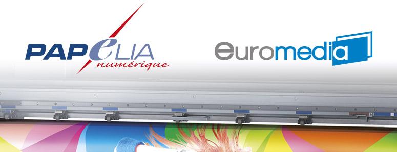Euromedia fait l'acquisition de Papélia Numérique