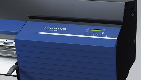 Précision de découpe Roland TrueVIS VG2