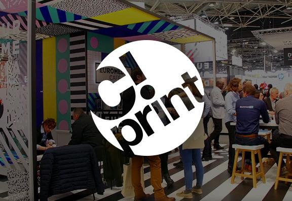 Euromedia à C!Print 2019