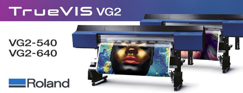 Roland TrueVIS VG2