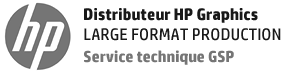 Distributeur HP Grand format LFPro