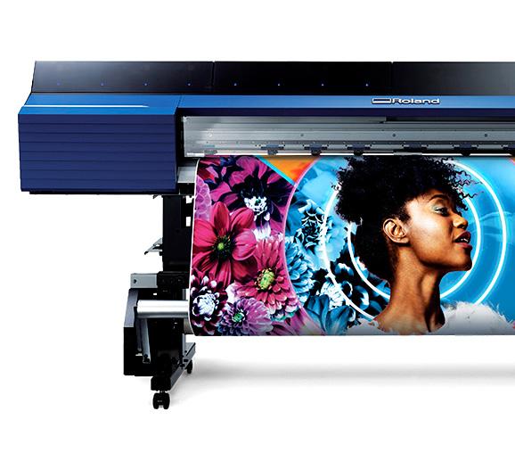 Imprimante Roland TrueVIS VG2