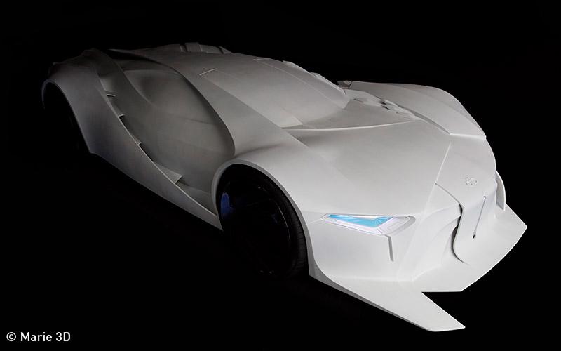 DB Car - concept-car