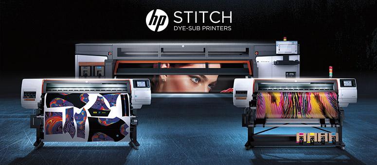 Nouvelles HP Stitch S300, S500 et S1000