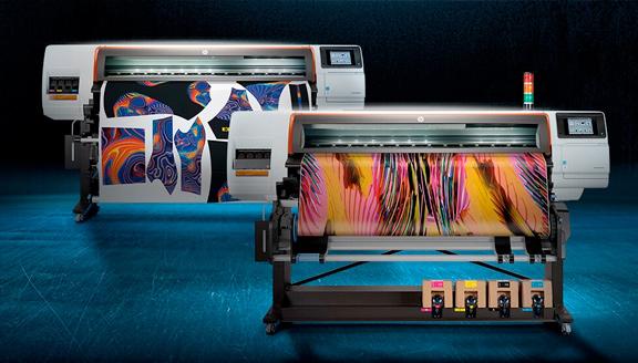 HP Stitch S300 & S500