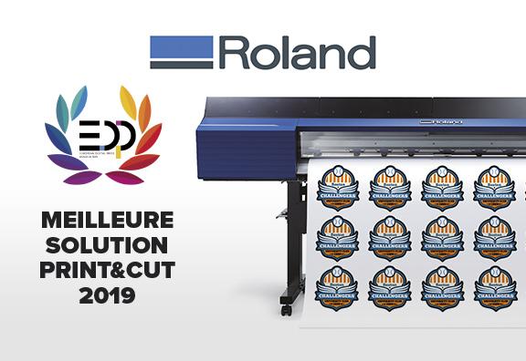 Un prix EDP pour la Roland TrueVIS VG2