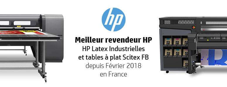 Meilleur revendeur HP Industriel