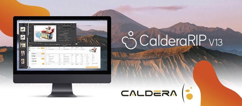caldera v13