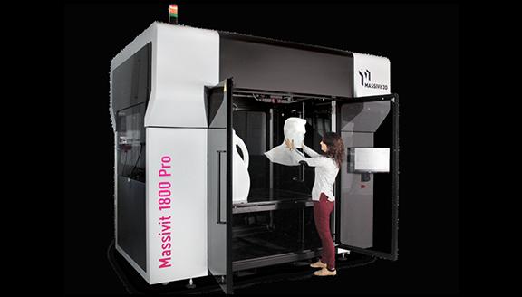 Imprimante Massivit 3D