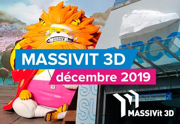 Journées découvertes Massivit 3D