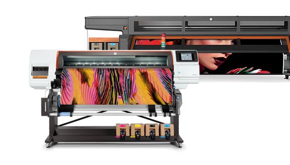 Imprimantes HP Stitch