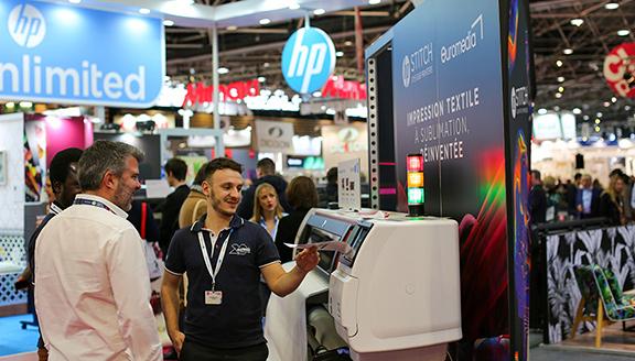 HP Stitch - Euromedia