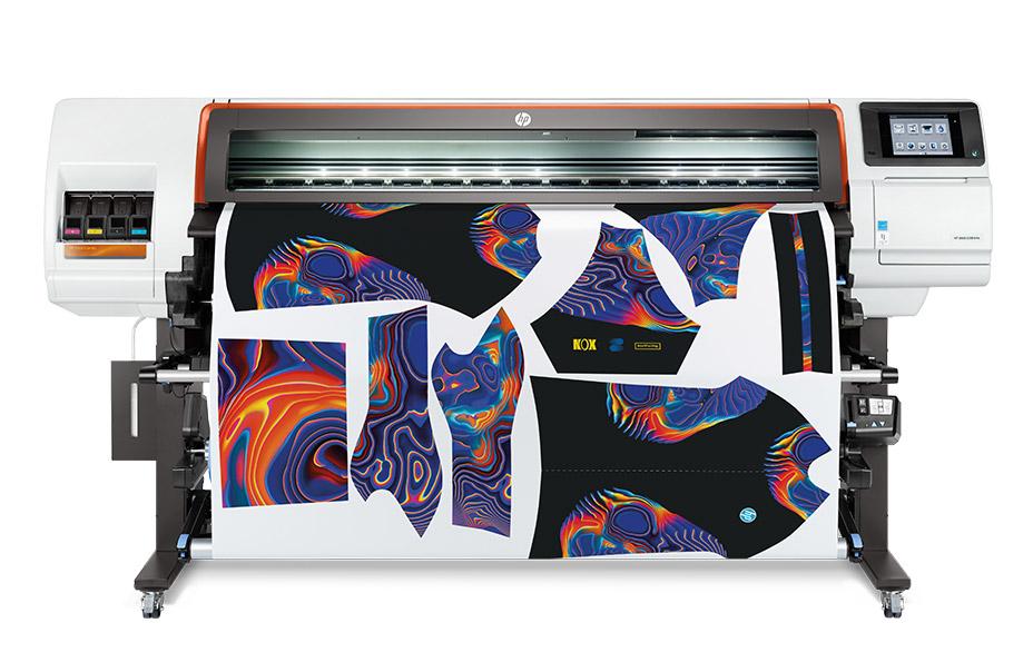 HP Stitch S300 | Euromedia