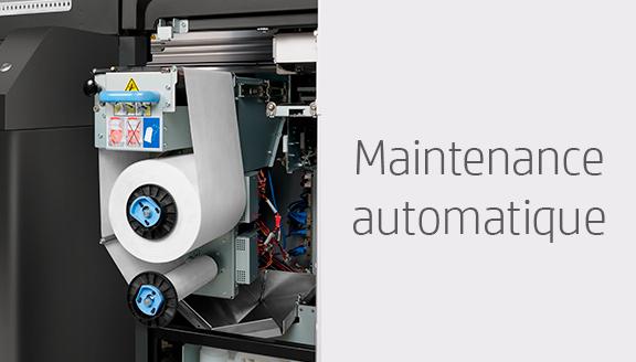 maintenance automatique : HP Stitch S1000