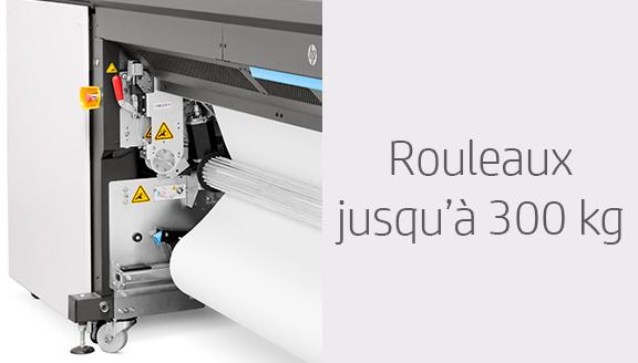 rouleaux jusquà 300 kg : HP Stitch S1000
