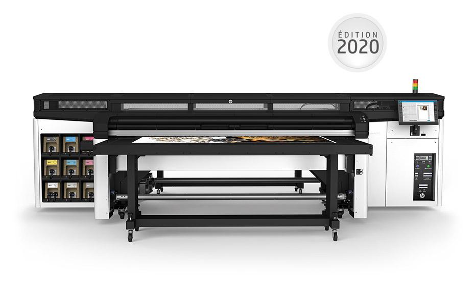 HP Latex R2000 Plus