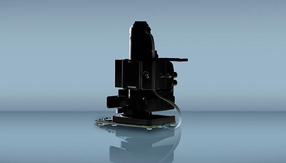 Optical Media Avance Sensor (OMAS)