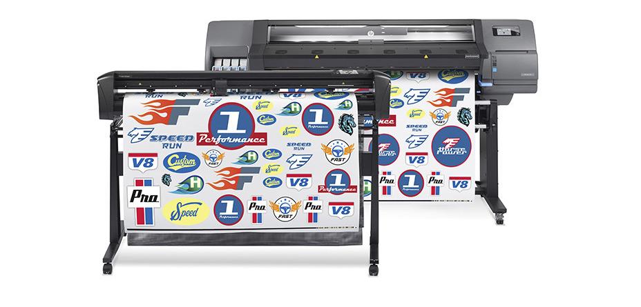 Imprimantes HP Stitch Série S