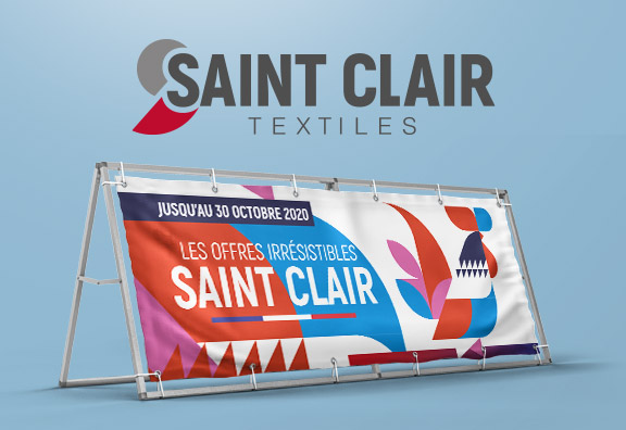 Bâches Made in France Saint Clair