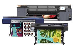 imprimantes grand format euromedia