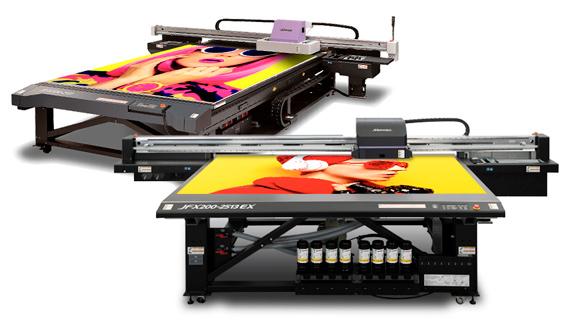 Imprimantes Mimaki Série JFX
