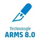 Graphtec : Technologie ARMS 8.0