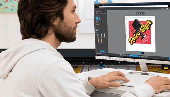 Pilotez votre imprimante HP Latex Plus
