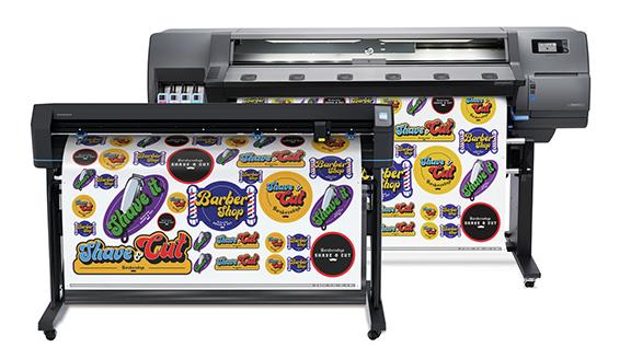 HP Latex 115 Plus