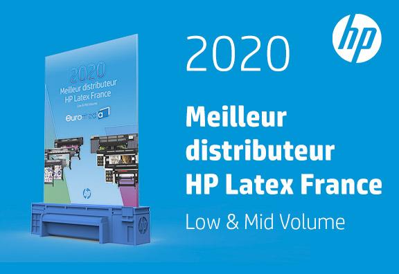 Meilleur distributeur HP Latex 2020