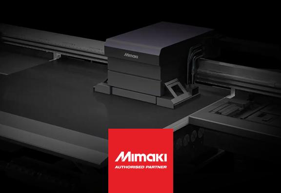 Nouvelles imprimantes Mimaki JFX600-2513 & JFX550-2513