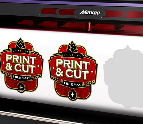 Solutions Print and Cut